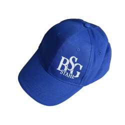 Basecap BSG Stahl