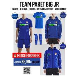 BSG Stahl Riesa Trainingspaket BIG Junior